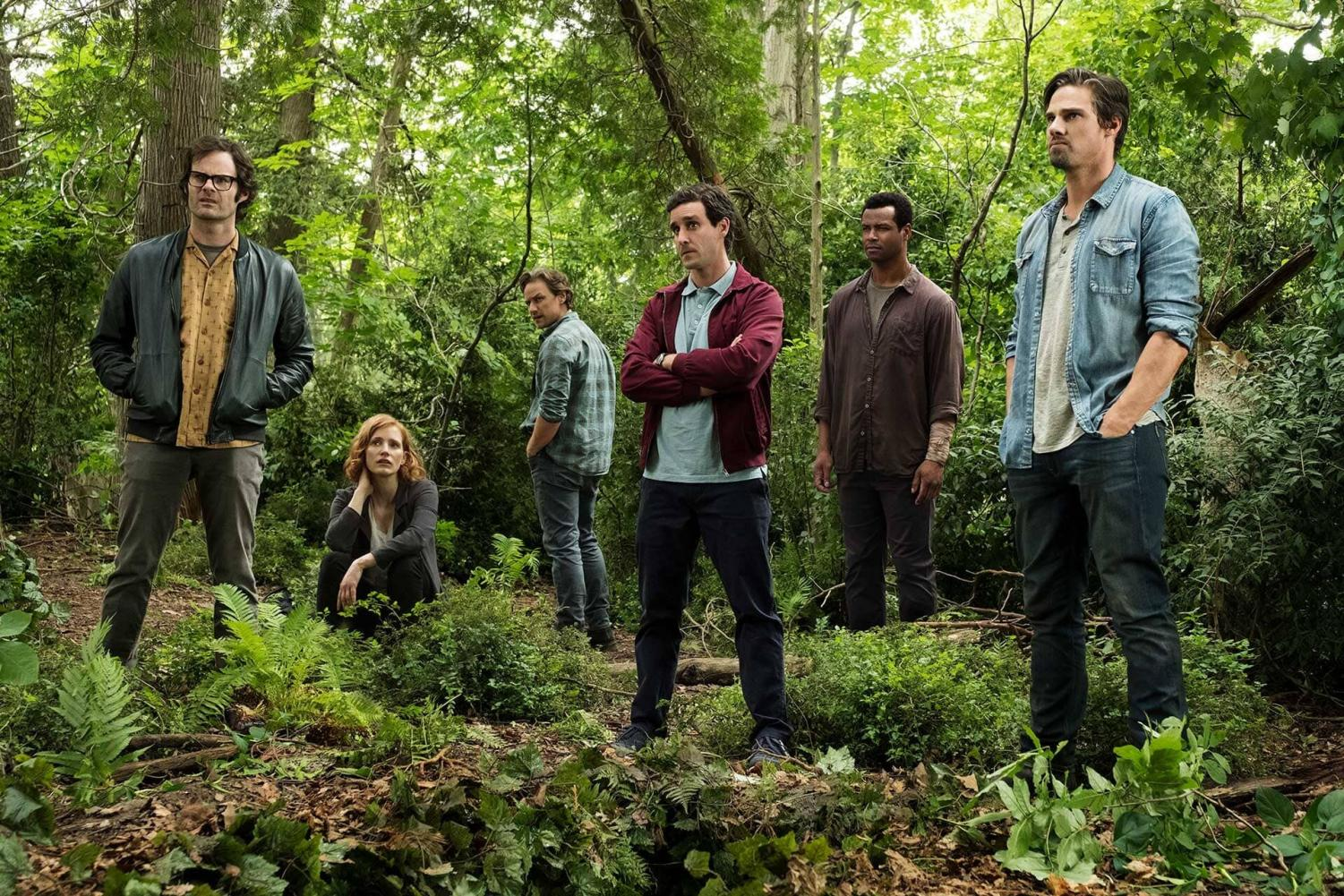 Members of The Losers Club as they appear in