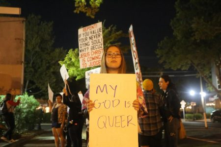 40th annual Take Back the Night raises awareness of gender-based violence