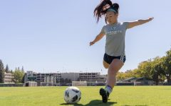 Small wonder: Kim-Bustillos leads Sac State's women's soccer team