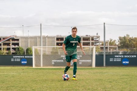 Sac State sophomore forward was drawn to soccer at a young age