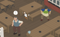 REVIEW: 'Untitled Goose Game': Live out your fantasy of being a goose