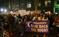 NEWS PODCAST: Take Back the Night Sacramento demands the end of gender-based violence