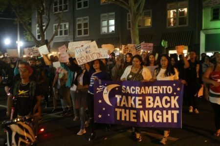 NEWS PODCAST: Take Back the Night Sacramento demands the end of gender-based violence