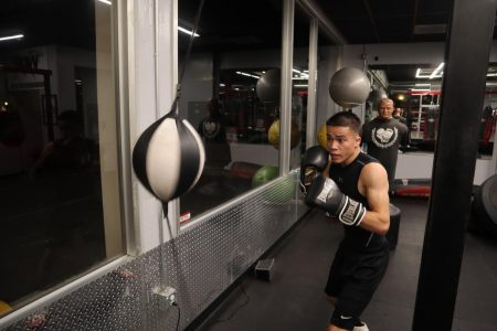 Sac State student boxer fights for a chance at 2020 Olympics