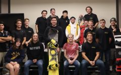 Sac State ski and snowboard team anticipates the arrival of winter