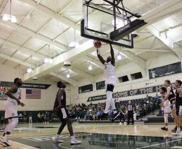 Men's basketball star point guard attempts to avoid sophomore slump