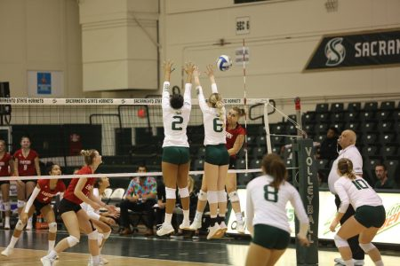 Eastern Washington upsets Sac State volleyball team in 5 sets