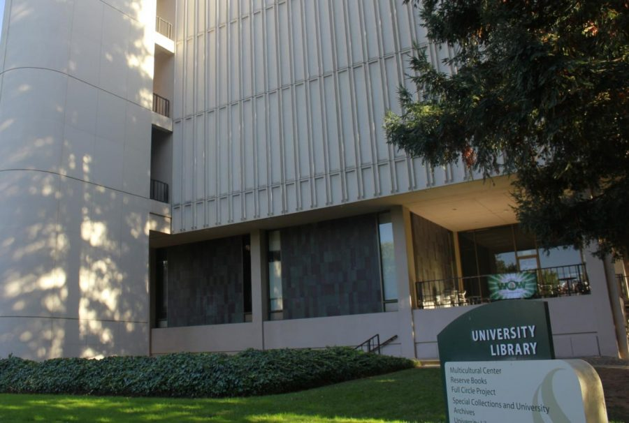 Sac State police say library evacuation and Wildfire report of threat unrelated