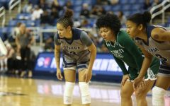 Sac State graduate transfer is ready to leave emotional homecoming behind her