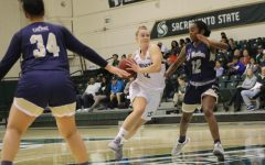 Sac State women's basketball team gets statement win in 86-55 home opener