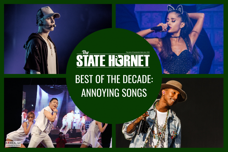 OPINION: Top 10 most annoying songs of the decade