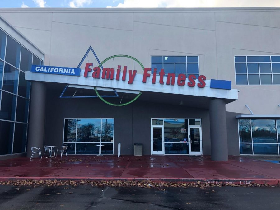 A+Cal+Fit+building+on+Zinfadel+Road+in+Rancho+Cordova.+Cal+Fit+has+tabled+at+Sac+State%2C+but+SO%26L+announced+Friday+that+they+are+no+longer+allowed+to+table+on+campus+as+a+vendor.