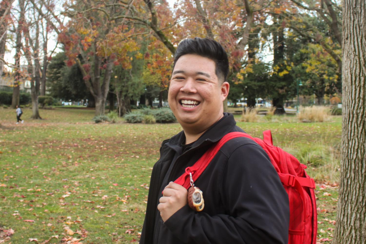 Kevin Nguyen is an on-air personality for 106.5 The End as
