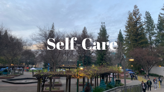 Numerous self-care events and activities will be held on campus for students as we approach finals week. The campus offers different classes and resources to help students de-stress.