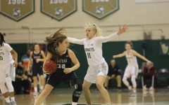 Lady Griz top Hornets 64-60 in women's basketball battle