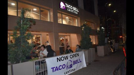 Let's taco 'bout the new Taco Bell Cantina in Sacramento