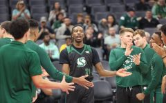 Poor first half sinks Sac State men's basketball team