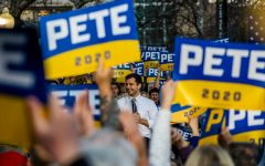 Pete Buttigieg holds Sacramento Town Hall, addresses foreign and racial injustice