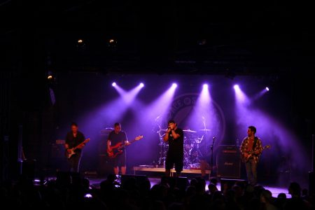 Q&A: Lead singer of Pearl Jam tribute band