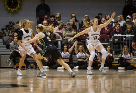 Montana doubles up Sac State women's basketball team
