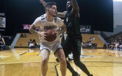 Sac State men's basketball team dominates Idaho on the road