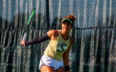 PHOTO GALLERY: Sac State women's tennis team defeated by University of San Francisco
