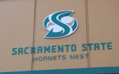 Sac State men's basketball team protects the Nest