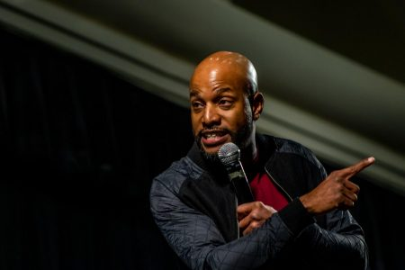 Black Greek Comedy Night celebrates Black History Month