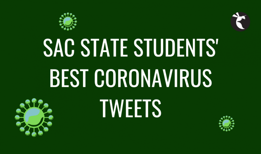 11 of the best Sac State tweets about the coronavirus chaos