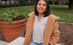 Artist Carmen Tham, a fifth year art studio major and psychology minor at Sac State graduating this Spring. Thams gallery A Deeper Look will be showcased in Kadema Hall March 2-6.