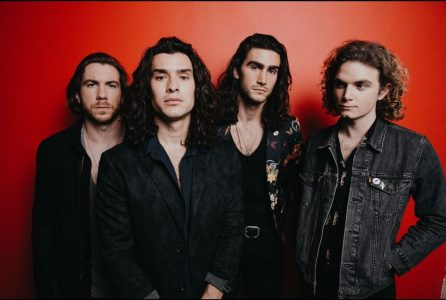 Up-and-coming rock 'n' roll band The Jacks to perform at Sacramento's Holy Diver