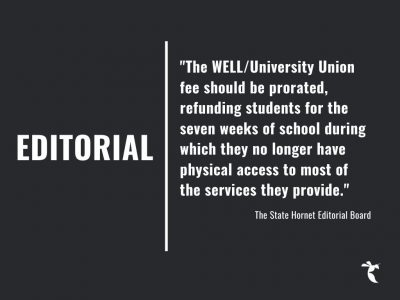 EDITORIAL: Give us back our damn money, Sac State