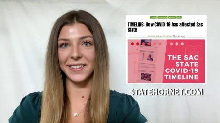 STATE HORNET NEWS BROADCAST: Sac State coronavirus updates