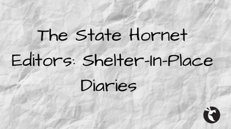 VIDEO: The State Hornet editors' shelter-in-place diaries