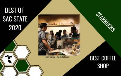 Starbucks voted 'Best Coffee Shop' in 2020 Best of Sac State poll