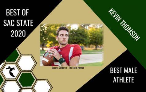 Sac State quarterback wins 'Best Male Athlete' following historic 2019 season