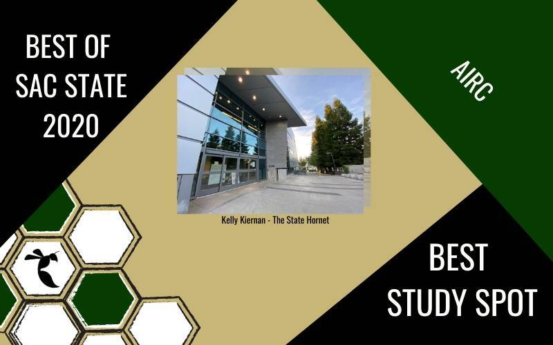 AIRC voted 'Best Study Spot' at Sac State