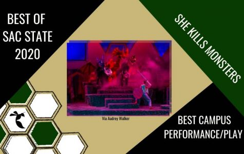 'She Kills Monsters' voted 'Best Campus Performance'