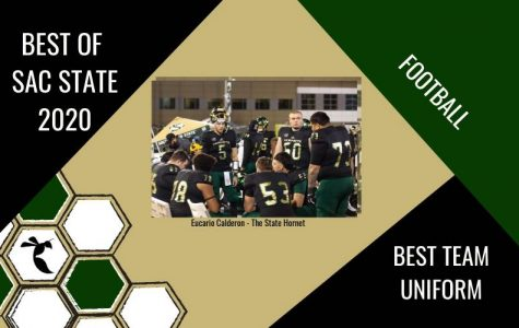 Sac State football team wins 'Best Team Uniform'