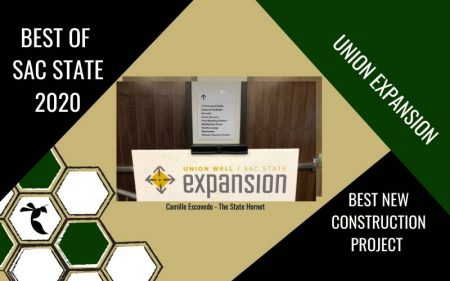 University Union expansion voted 'Best New Construction Project' in Best of Sac State poll