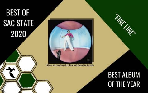 Sac State students vote 'Fine Line' as 'Best Album of the Year'