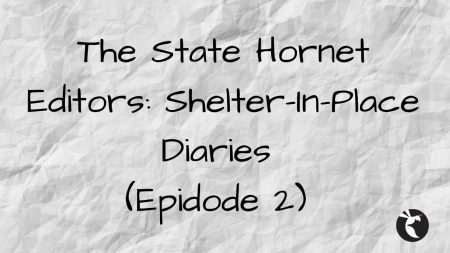 VIDEO: The State Hornet editors' shelter-in-place diaries: Episode 2