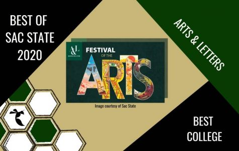 Arts & Letters voted 'Best College' in annual Best of Sac State awards