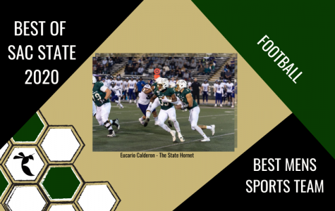Sac State football team wins 2020 'Best Men's Sports Team' and 'Best Campus Event'