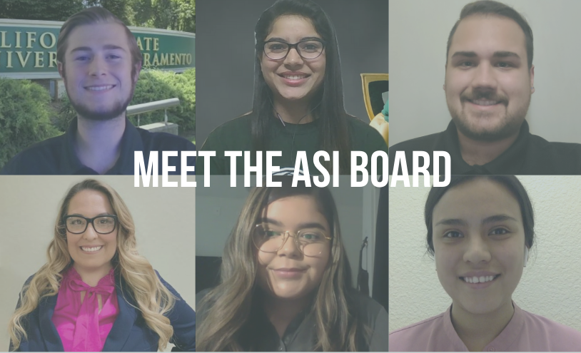 Running a campus during virtual semester: Meet Sac State's ASI Board