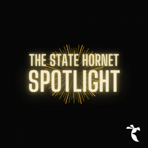 "Sac State students Nahom & Ayra on getting ""Mic'd Up"": STATE HORNET SPOTLIGHT"