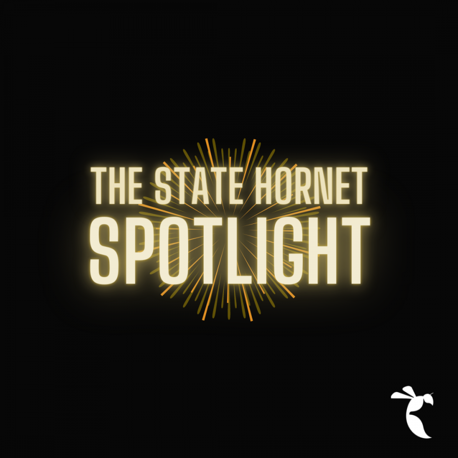 STATE HORNET SPOTLIGHT: Passion Bailey's love and support of reading