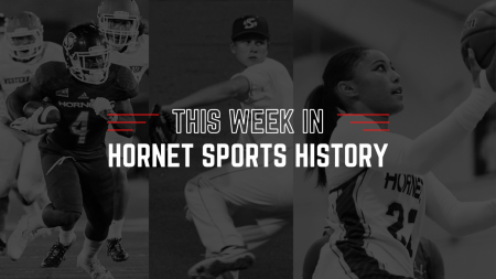 Flash back to the week of !0/4 in Hornets sports history.