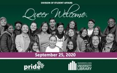 The PRIDE Center and Special Collections and University Archives hosted Queer Welcome via Zoom Friday to showcase student activism at Sac State.