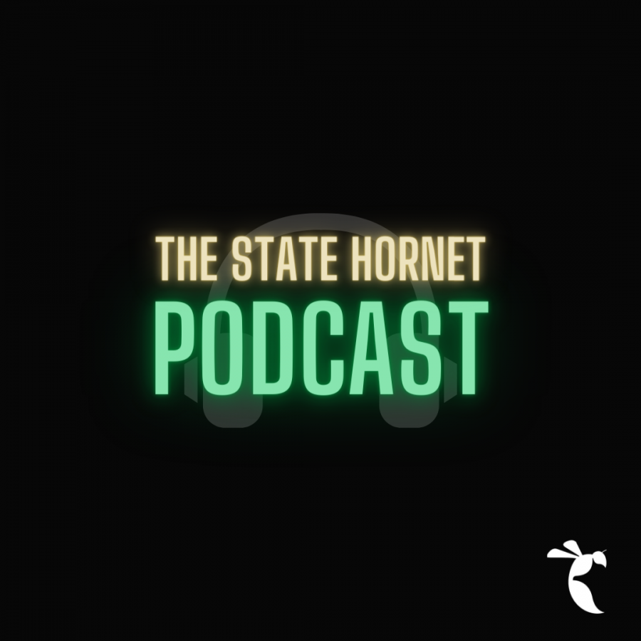 The State Hornet Podcasts Cover Art